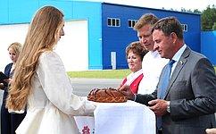 В. Новожилов: Увеличение транспортной доступности отдаленных территорий Архангельской области будет развиваться
