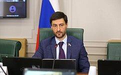 ВСовете Федерации обсудили правовые основы улучшения делового климата