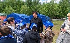 Э. Исаков: Задача региональных властей— сделать летний отдых детей комфортным, разнообразным ибезопасным