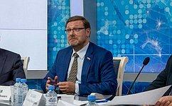 К.Косачев: Близкие отношения между Россией иБелоруссией– наше общее сокровище идостояние
