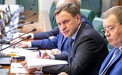 В. Новожилов: ВАрхангельской области важно продолжить реализацию перспективных проектов