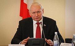 Н.Тихомиров провел прием граждан поличным вопросам вВологде