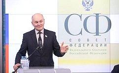 Сельскохозяйственное страхование должно обеспечить стабильность сельскохозяйственного производства— М.Щетинин