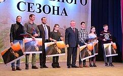 Развитие конного спорта наКубани выходит нановый уровень— В.Бекетов