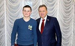 Активная работа смолодежью позволяет сохранять иукреплять традиции патриотизма— В.Павленко