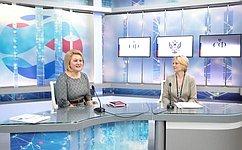 Л. Гумерова провела церемонию награждения победителей школы для одаренных детей «ПатриУМ»