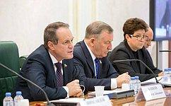 А. Башкин: Совет Федерации уделяет значительное внимание вопросу социальной реабилитации инвалидов