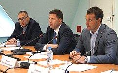 Э. Исаков: Изменения взаконодательстве дают муниципальным властям возможность беспрепятственно развивать адаптивный спорт