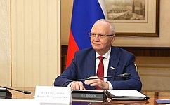 Сенаторы РФ принимают участие внаблюдении зареферендумом поКонституции Киргизии– Ф.Мухаметшин