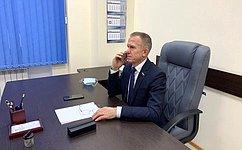 В. Кравченко: Важно сохранить действующие предприятия, помочь стартующему бизнесу и, конечноже, сохранить рабочие места