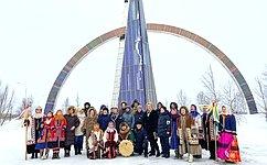 Л. Гумерова: Опыт кочевых школ Ямало-Ненецкого автономного округа будет учтен взаконодательной работе