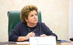 Л. Глебова отметила важность закрепления вКонституции РФ участия институтов гражданского общества ввыработке ипроведении государственной политики
