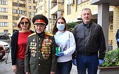 С. Горняков: ВВолгоградской области стартовала акция «Телефоны– фронтовикам»