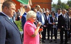 Л.Антонова: Беслан навсегда останется впамяти каждого изнас