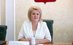 Л.Гумерова провела церемонию награждения победителей творческих конкурсов школы для одаренных детей «ПатриУм»