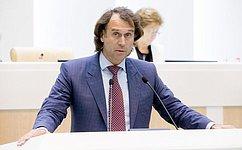 С.Лисовский: Создаются условия для долгосрочного планирования иповышения инвестиционной привлекательности аквакультуры