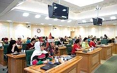 ВСФ состоялось награждение победителей Всероссийского мастер-класса учителей родного, втом числе русского языка