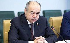 И. Умаханов: Российские законодатели готовы активно развивать межпарламентские связи сколлегами изЛюксембурга