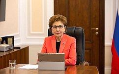 Г. Карелова: Очень важно, что социальным обязательствам придается конституционное значение
