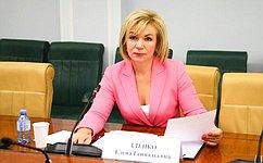 Е. Зленко: Мы продолжим мониторинг ситуации поразработке Минприроды РФ нормативных правовых актов кфедеральным законам