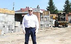 Восстановление Спасского собора вКуйбышеве станет актом исторической справедливости– В.Лаптев