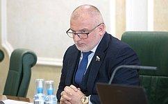 А. Клишас: Регионы смогут установить полномочия общественных палат поназначению наблюдателей нарегиональных имуниципальных выборах