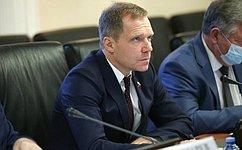 А. Кутепов подготовил законопроект вцелях формирования единого реестра организаций инфраструктуры поддержки субъектов МСП