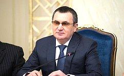Межпарламентское сотрудничество России иФинляндии успешно развивается— Н.Федоров
