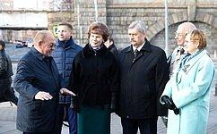 Т.Гигель открыла выставку «Россия– территория Эколят– Молодых защитников Природы»