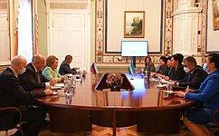 В. Матвиенко: Российско-узбекистанские отношения продолжают динамично развиваться, охватывая все новые сферы сотрудничества