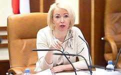 Сенаторы планируют вфеврале внести вГосударственную Думу проект закона одетском питании— И.Гехт