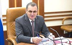Н.Федоров: Ставшие традиционными Рождественские парламентские встречи пройдут надостойном уровне