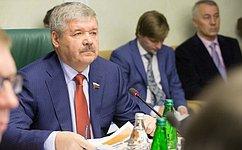 Развитие инфраструктуры Алтайского края обсудил Комитет СФ поэкономической политике