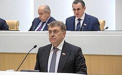 СФ одобрил поправки взаконодательство, касающиеся совершения валютных операций