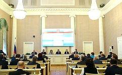 Создание безопасной инфраструктуры детства остается основным приоритетом государства— В.Матвиенко