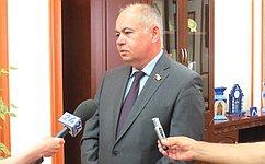 Парламентарии Узбекистана примут участие в137-й Ассамблее МПС вПетербурге– И.Умаханов