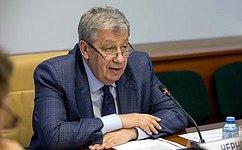 А. Чернецкий: Нужно создавать постоянно действующую систему модернизации коммунальной инфраструктуры
