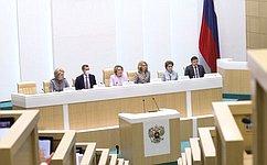 В. Матвиенко: Школа— территория полноценного человеческого общения