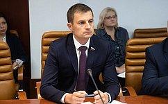 Д. Шатохин провел встречу сруководством УФСИН поРеспублике Коми