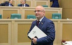 А. Клишас: Последовательное нарушение свободы слова стало неотъемлемой частью государственной политики Украины