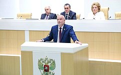А. Клишас: Российскими властями будут предприняты все необходимые меры для возвращения моряков судна «Норд» наРодину