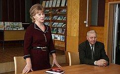 Т. Гигель: Достижения алтайских ученых отвечают высоким мировым стандартам