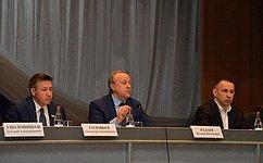 Определены приоритетные направления развития сельского хозяйства Саратовской области наближайшие годы– О.Алексеев