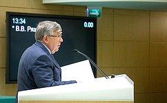 И.Святенко стала первым заместителем председателя Комитета СФ посоциальной политике