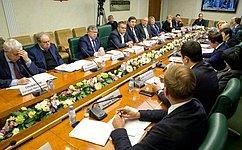 ВСовете Федерации обсудили совершенствование правового регулирования деятельности экскурсоводов игидов-переводчиков