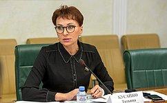 Т.Кусайко: ВПослании Президента РФ Федеральному Собранию большое внимание уделено социально значимым вопросам