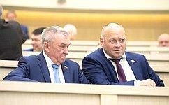 В. Бекетов иА. Кондратенко приняли участие воткрывшемся вКраснодаре Всероссийском форуме покомплексному развитию городов