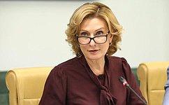 Сенаторы рассказали овакцинации, лечении иреабилитации граждан, переболевших коронавирусной инфекцией