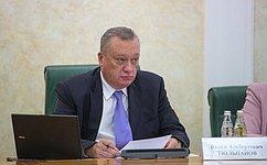 В. Тюльпанов: Россия предложила Туркменистану новые решения проблемы бипатридов