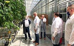 В. Круглый: Агропромышленный комплекс– одна избазовых сфер экономики Орловской области